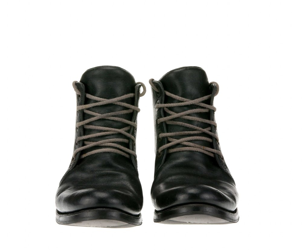 6Hole Work Boot Dark Green Double front.jpg