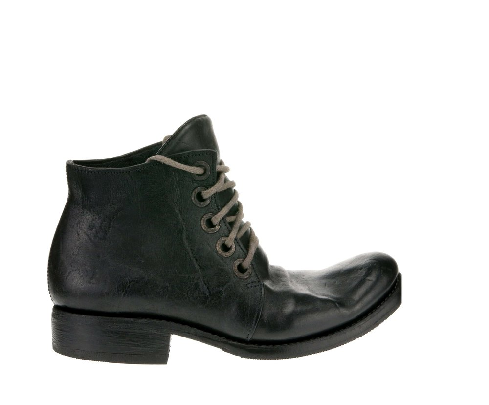6Hole Work Boot Dark Green Outside.jpg