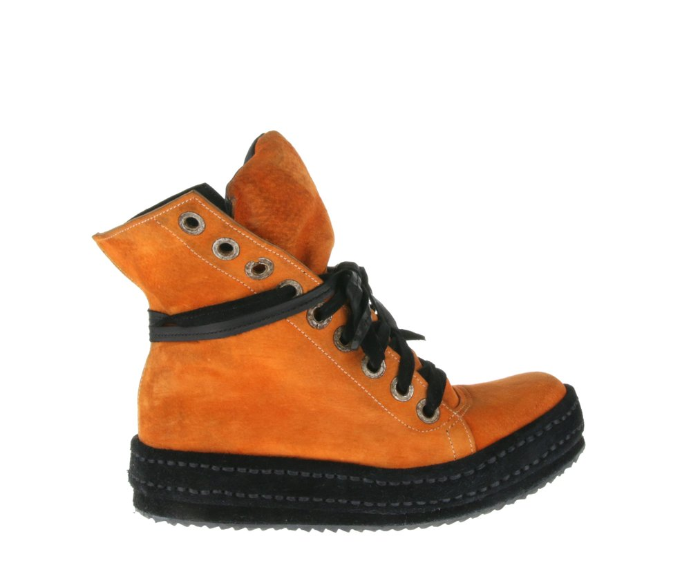 9Hole LBs Orange Suede