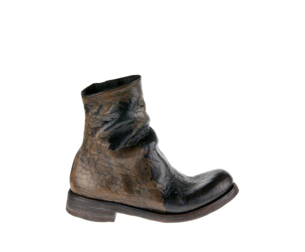 Side Zip Boot Culatta Grey NatTan