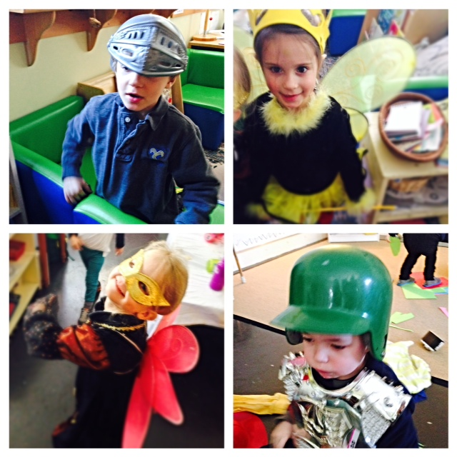 How to celebrate a birthday in K-pal: dress up party!!!!!!!