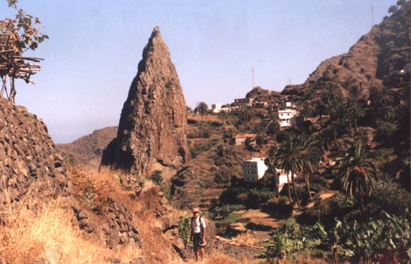 Ashore on Gomera