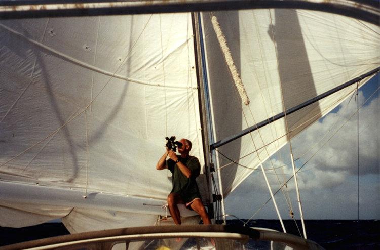 Blue Yonder Sail Charters, Captain's Blog