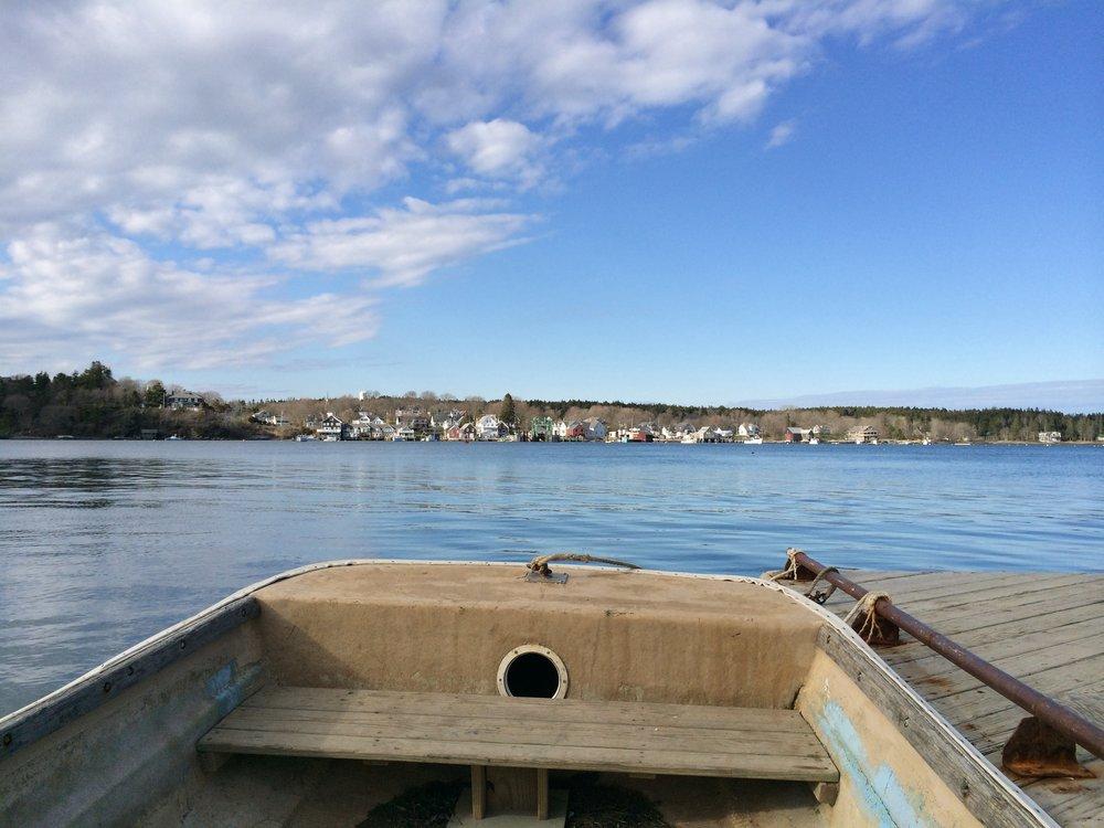 Browns Boatyard North Haven Maine