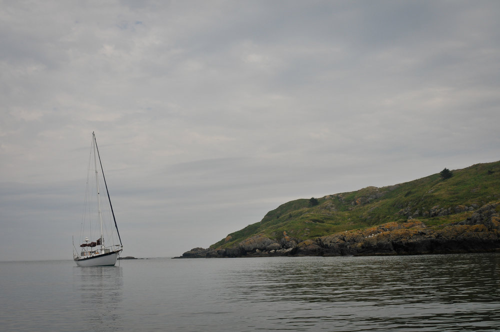 Sailing Adventure Brimstone Island