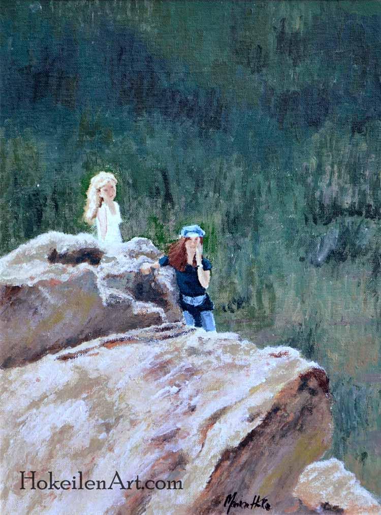 sisters climbing on rocks_sm.jpg