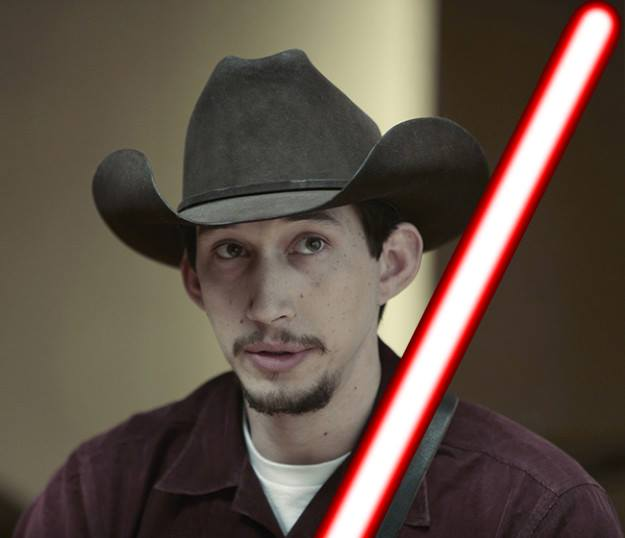 Image Courtesy of nerdist.com, http://www.nerdist.com/2014/02/report-adam-driver-may-be-star-wars-episode-viis-villain/