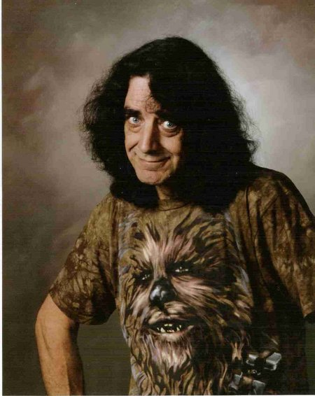 Chewbacca actor Peter Mayhew