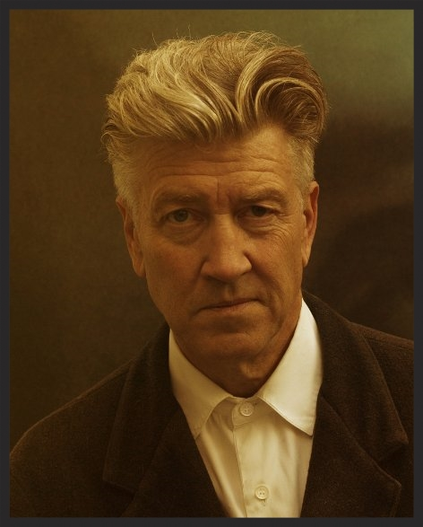 David Lynch, co-creator of  Twin Peaks.