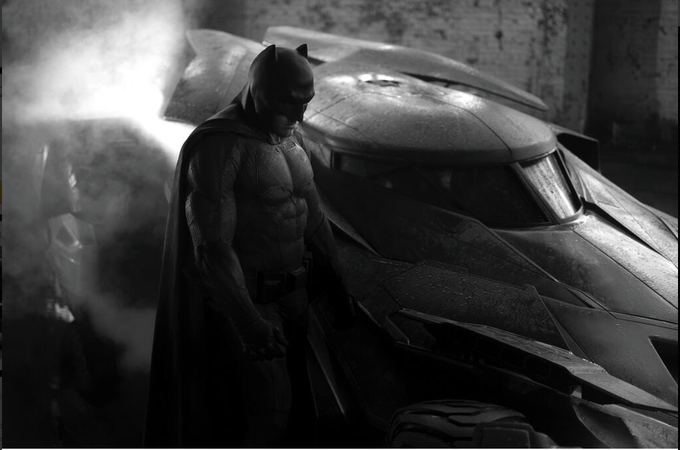 Ben Affleck is Batman AKA Bruce Wayne in the sequel to 2013's  Man of Steel