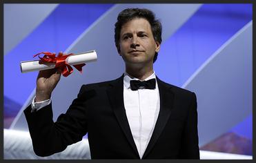 Director Bennet Miler wins best director for Foxcatcher