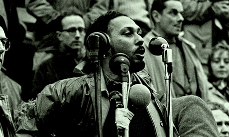 Stuart Hall, who's life and work is the focus of The Stuart Hall Project