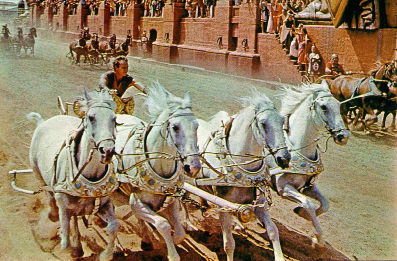 This Autumn an illustrated talk on Ben Hur and epic cinema is just one of many events held at The Cinema Museum