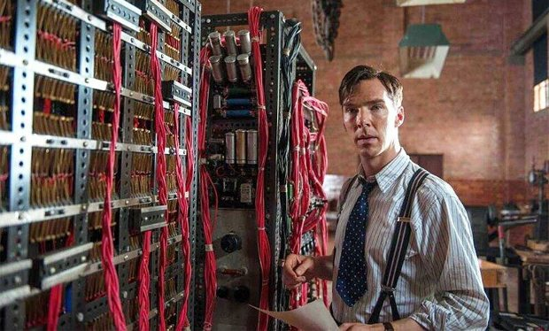 Accept no imitations: The BFI is bringing out the British big guns with Benedict Cumberbatch opening the 2014 London Film Festival in  The Imitation Game