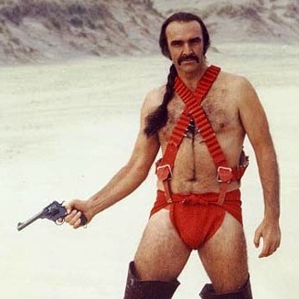 Zardoz, one of the sci-fi classics presented by Filmbar70