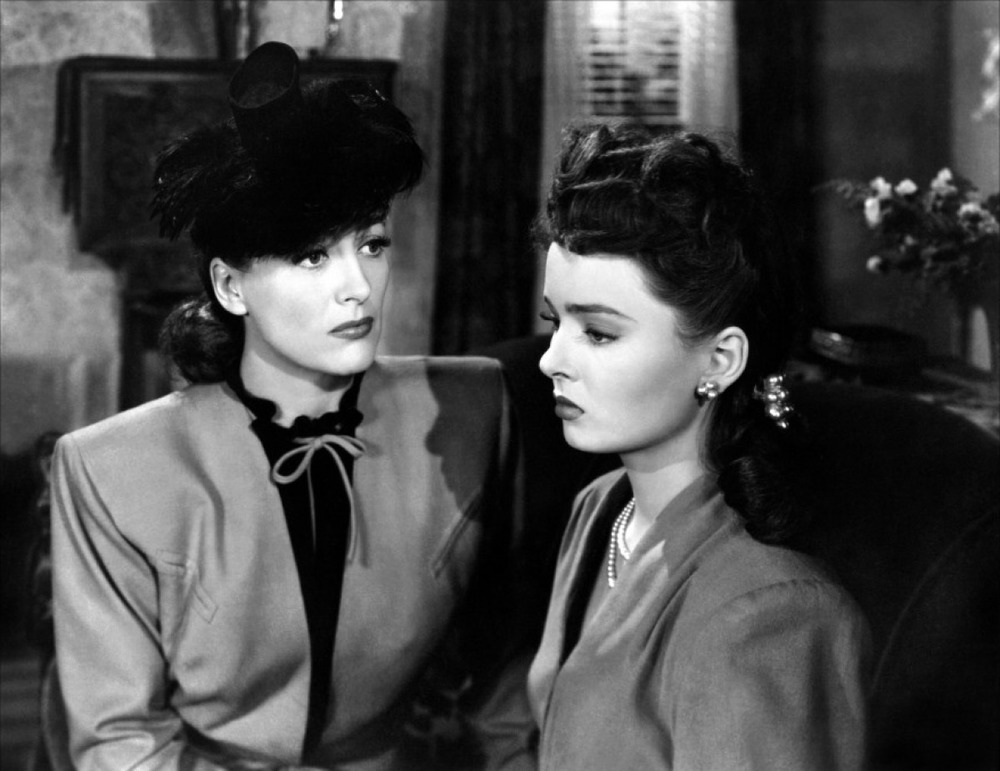 Mildred Pierce,  one of the films screening at the Bechdel Test Film Club