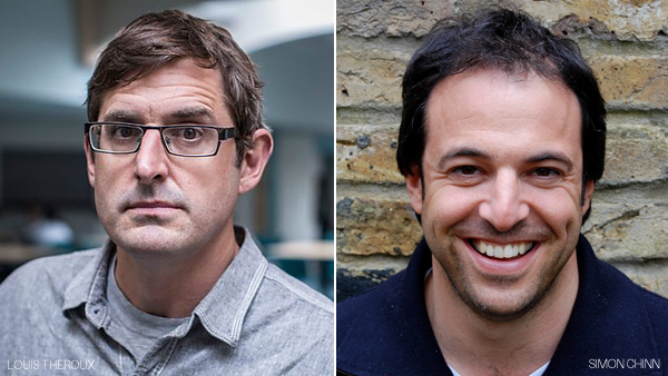 Louis Theroux and Simon Chinn join the LFF Connect events