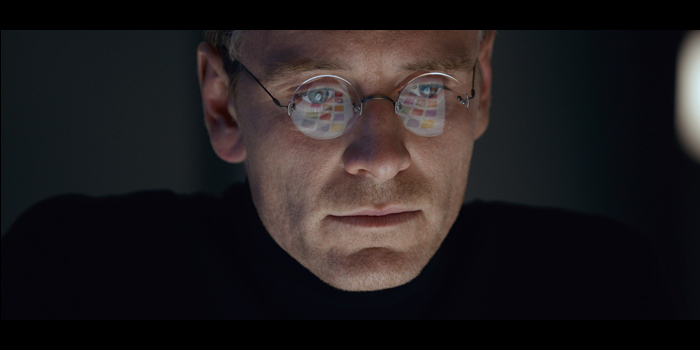 Michael Fassbender as tech iconoclast Steve Jobs. Source : Universal