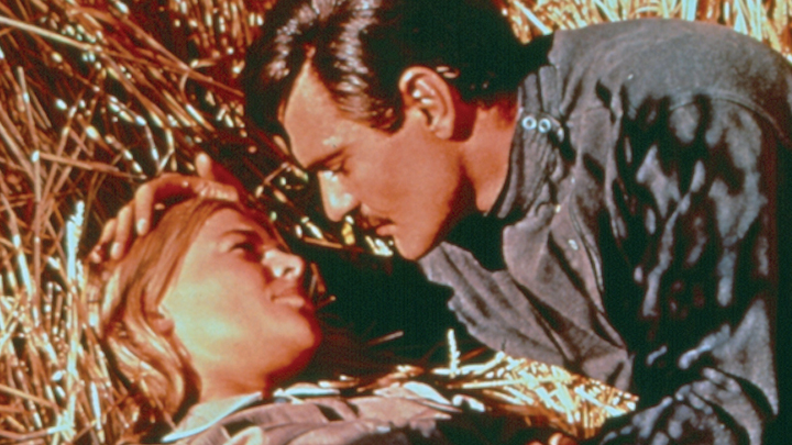 A new print of David Lean's Dr Zhivago is one of the highlights of the BFI LOVE season