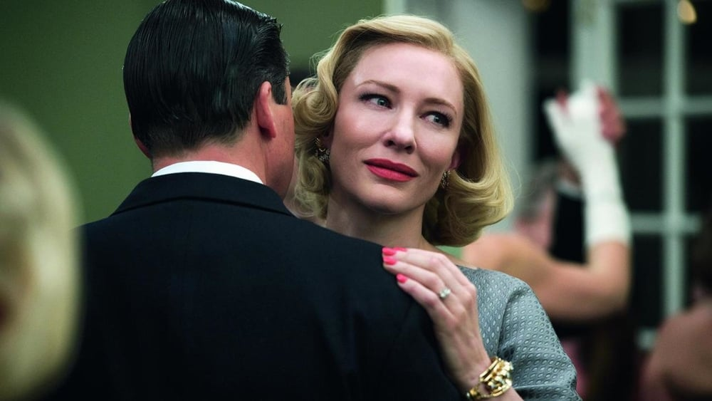 Carol leads the BAFTA pack with nine nominations