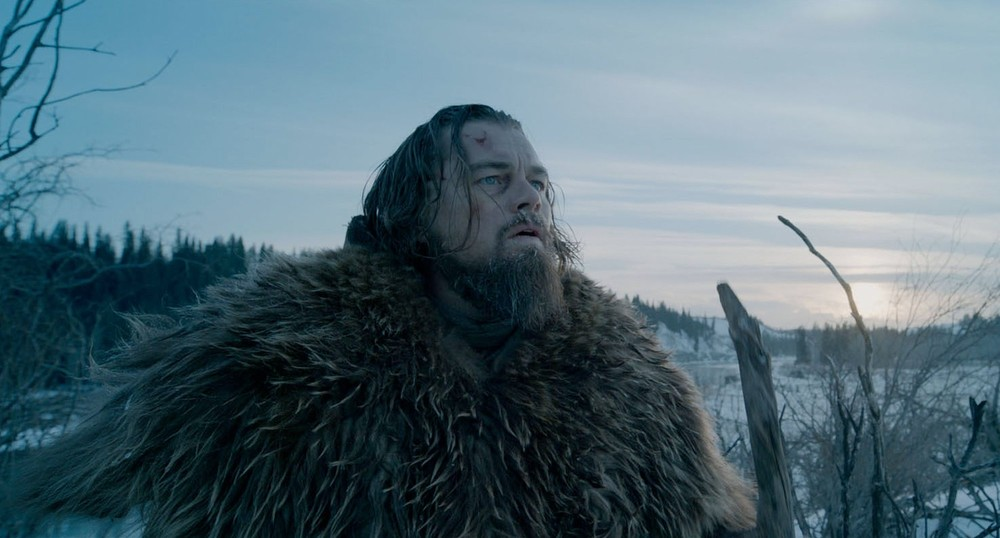 Nominated for 12 Oscars, The Revenant will be one of the film's screened by the BFI for their Oscar catch-up season