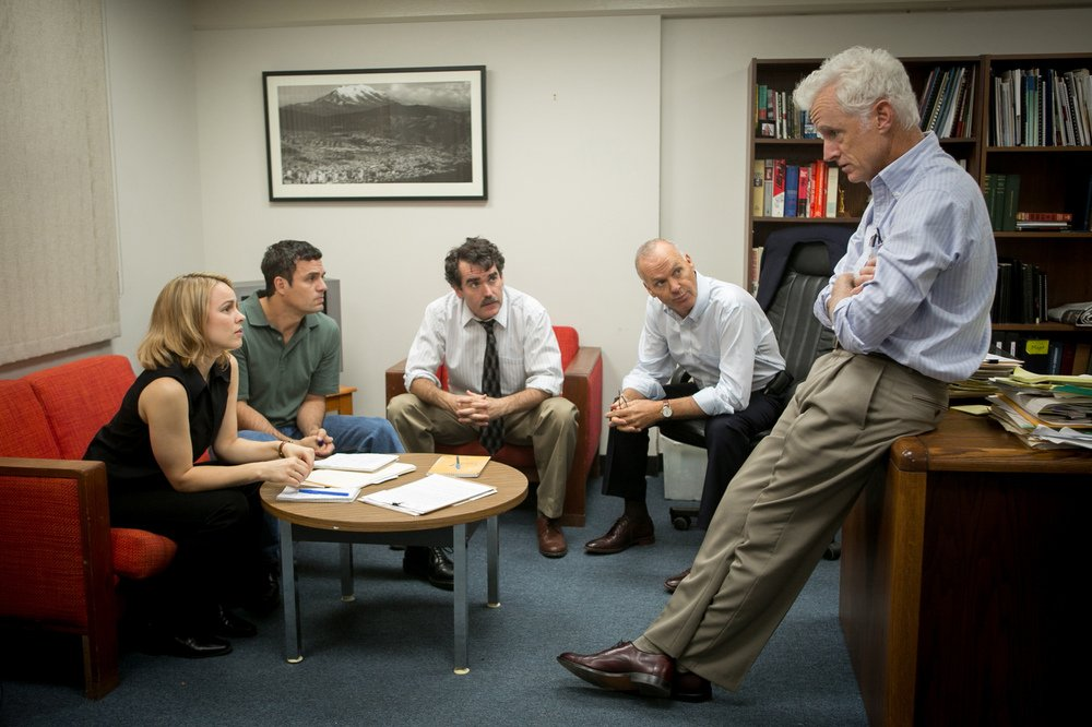 Journalism ensemble drama Spotlight took home the Oscar for best picture this year