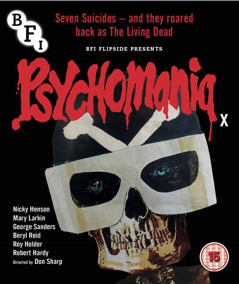 Psychomania, one of the many special screenings showing at this year's Scalarama season