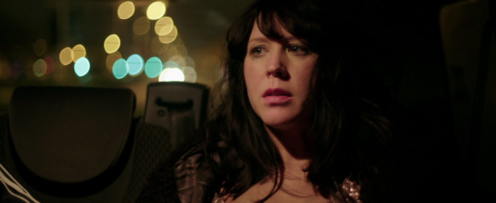 Alice Lowe in Prevenge, which she wrote, directed and acted in while pregnant