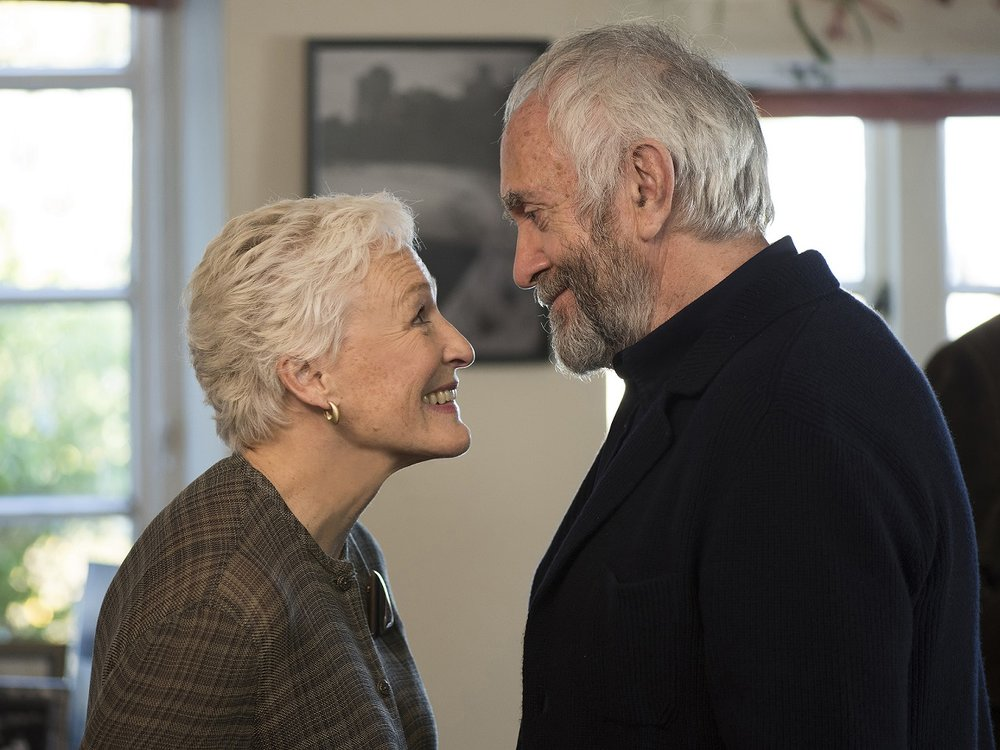 Glenn Close drama THE WIFE opens this year's Film4 Somerset House Summer season