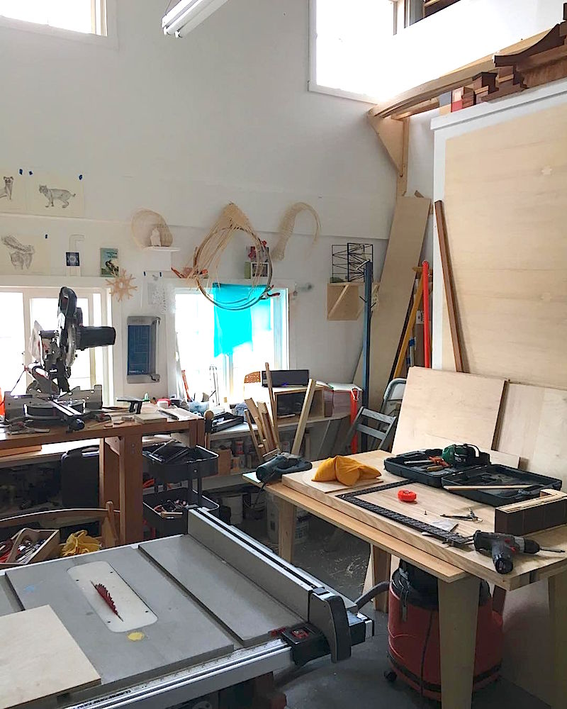 Little West Wood Shop, 2017