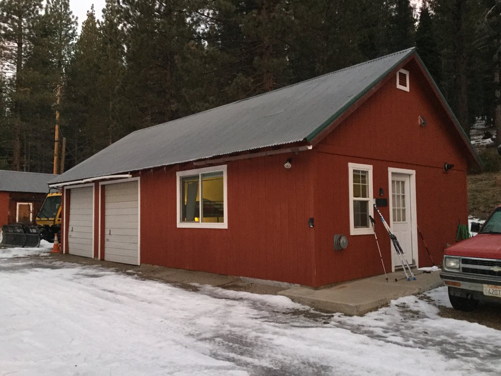 The tittle cabin I called home for the last 8 nights. Gas stove, hot shower, easy access to trails, what else does a girl need!
