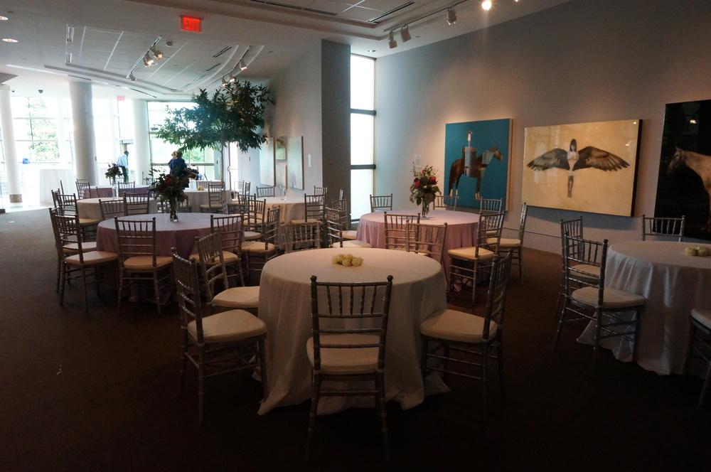 Mobile Art Museum Wedding