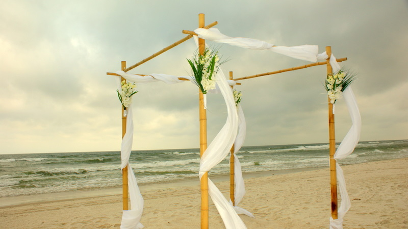 Astounding Wedding Arbor Rental Gulf Shores Orange Beach Download Free Architecture Designs Intelgarnamadebymaigaardcom