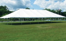 Traditional Frame Tent