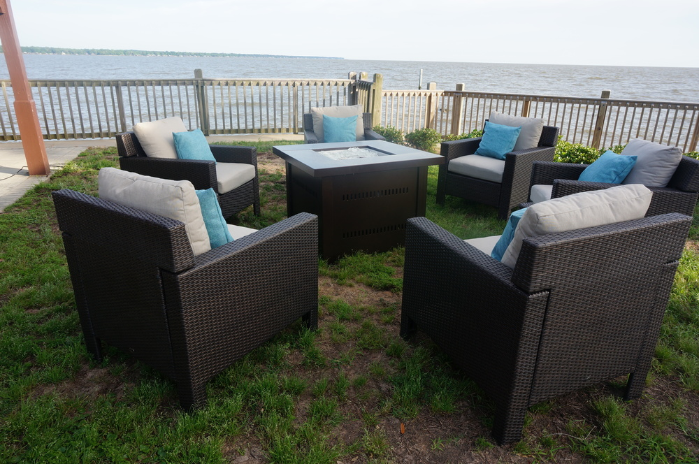 Patio Furniture for Rent - Event Furniture Rental