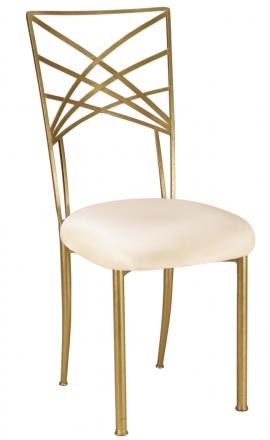 Ivory Cushion Front
