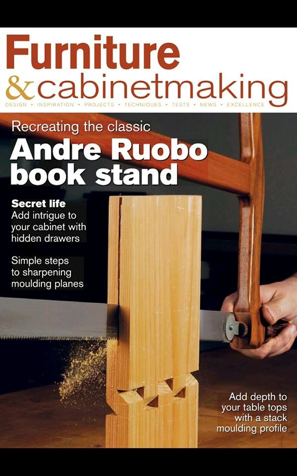 PDF DIY Woodworking Furniture And Cabinetmaking Magazine ...