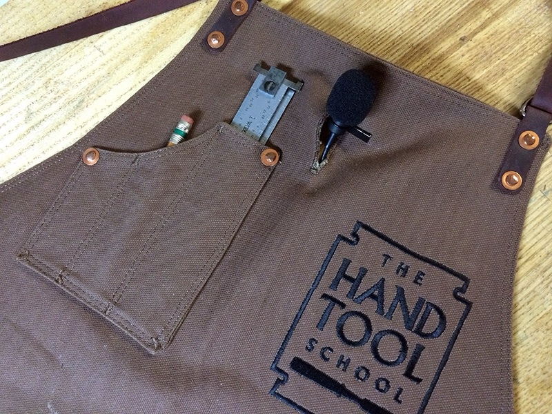 Shop Apron Review By The Renaissance Woodworker Texas Heritage