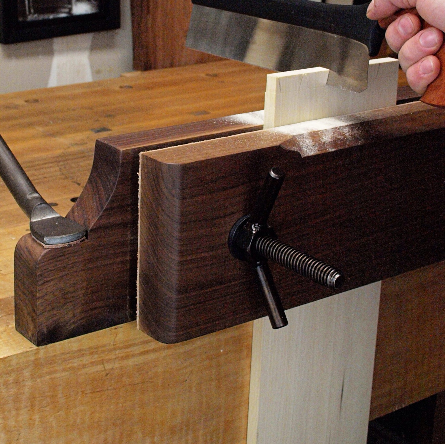 Our Moxon Vise Kits Were Mentioned In Popular Woodworking S