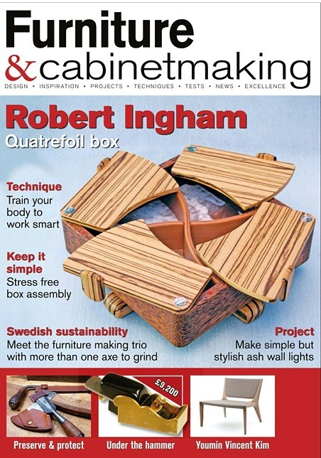 Check Out My Latest Article For Furniture U0026 Cabinetmaking Magazine!!