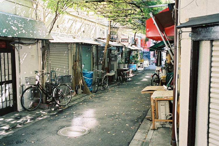 Alley, Asakusa