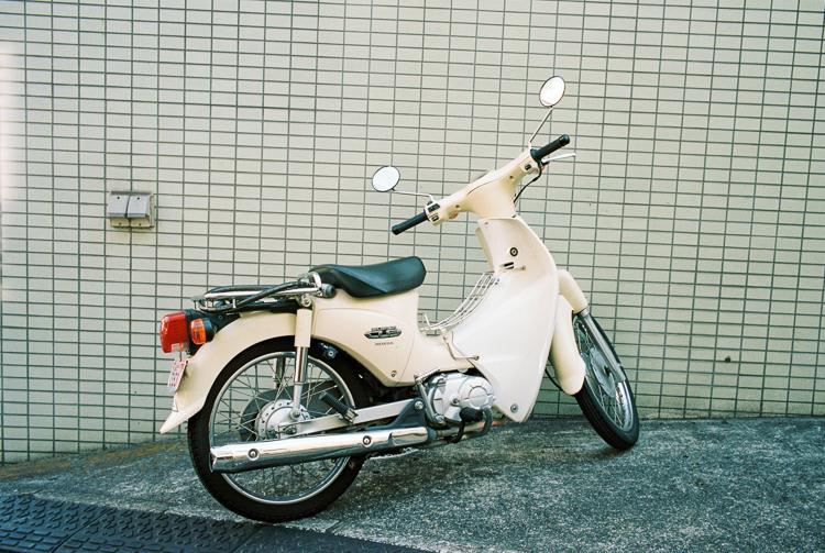 Scooter, Kagurazaka