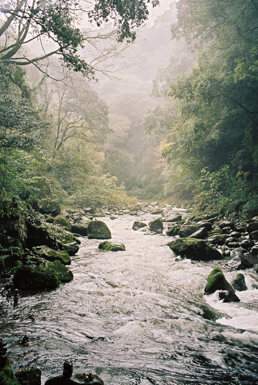 Iwato river, near Ama No Yasukawara Cave