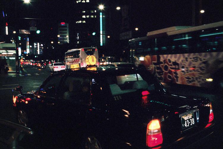 Taxi, Fukuoka