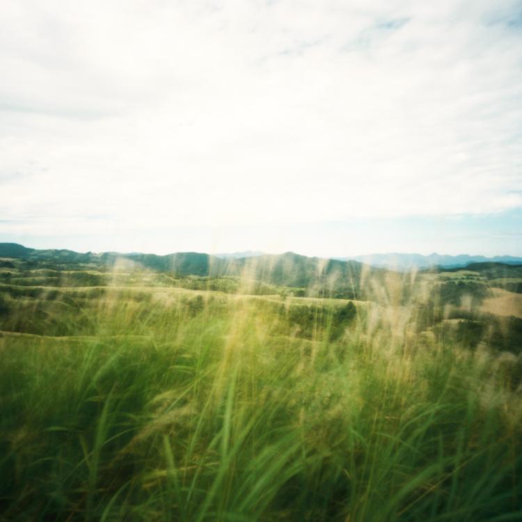 Grasslands, Aso, Kumamoto prefecture