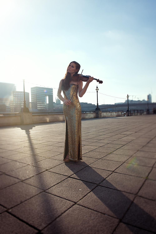 Emma Fry - Violinist / Electric Violinist