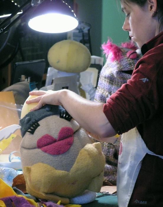 Puppet Heap The Upside Down Show