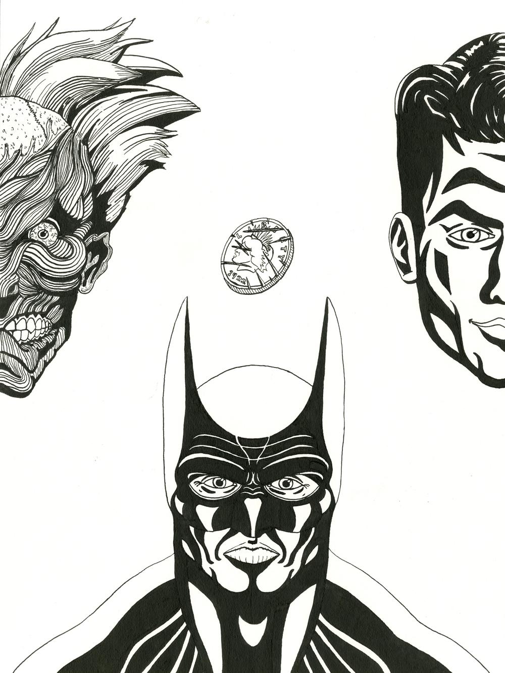 Batmans Guilt