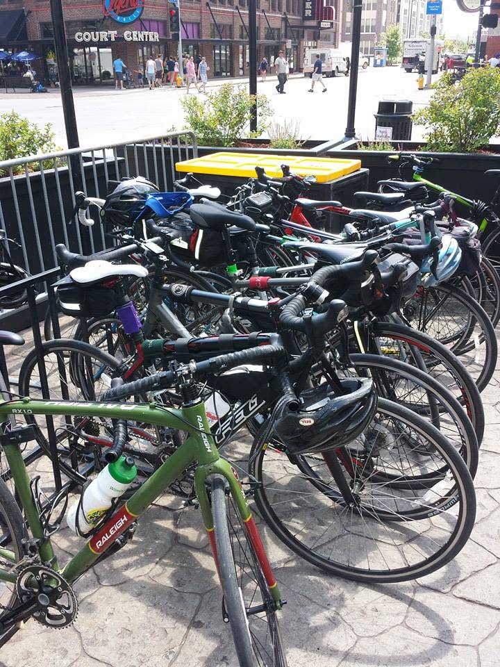 Mickey's is a Bike-friendly bar in Downtown Des Moines