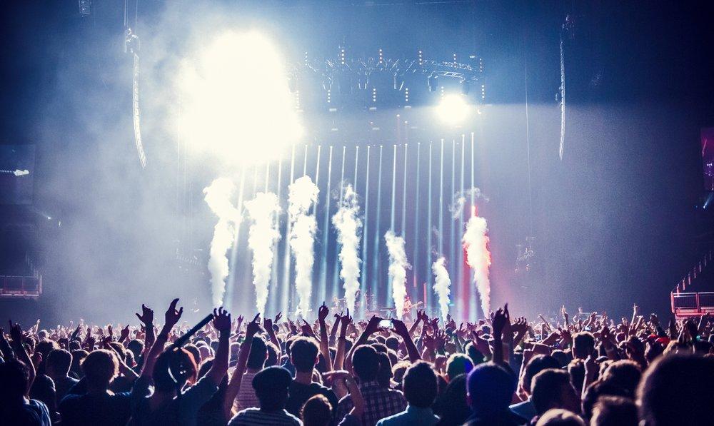 Live Events, Live Music, Event Management,